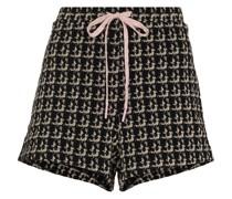 Elle Jacquard-Shorts