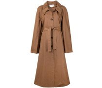 Trenchcoat im Layering-Look