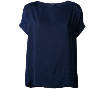 Weite Bluse - women - Polyester - XS