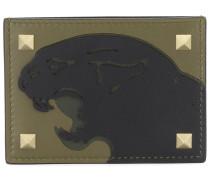 Garavani Kartenetui mit Panthermotiv - men