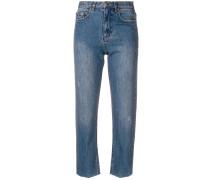 A.P.C. 'Jean' Cropped-Jeans