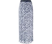 - Plissierter Maxirock - women - Polyester - S
