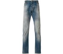 Jeans mit geradem Bein - Unavailable