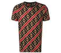 T-Shirt mit FF-Print
