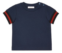 Baby cotton t-shirt with Web
