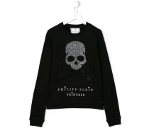 'Princess' Sweatshirt - kids - Baumwolle/Modal