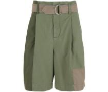 - Oversized-Shorts mit Patchwork - men