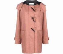 Mantel mit Knebelverschlüssen