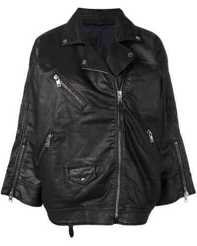 Jacke im Cocoon-Style