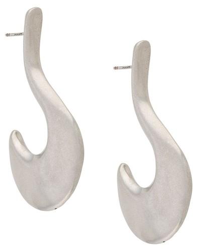 Strukturierter Ohrring