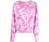 Sweatshirt mit Flecken-Print
