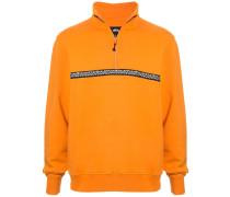 Sweatshirt mit Zickzackmuster