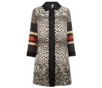 x Pierre-Louis Mascia printed coat