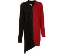 Oversized-Pullover in Colour-Block-Optik