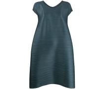 Ausgestelltes Kleid mit Raffung