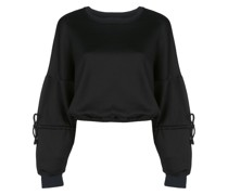 'Trivia Valo' Cropped-Sweatshirt