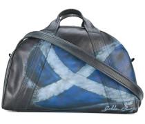 Reisetasche mit Flaggen-Print