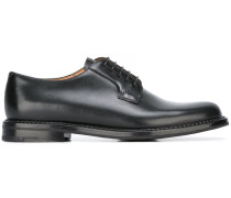 'Shannon' Derby-Schuhe - women - Leder/rubber