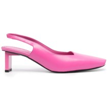 Slingback-Pumps 50mm