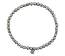 Armband mit eckigen Perlen