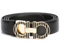Gancio buckle belt