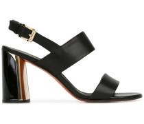 - Sandalen mit Slingback-Riemen - women