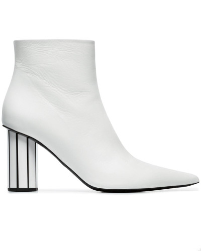 Facet Heel Ankle Boot