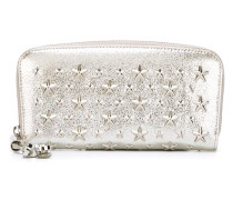 Metallisches 'Filipa' Portemonnaie