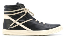 'Trasher' High-Top-Sneakers