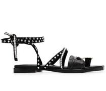 'Lepore' Sandalen mit Nieten