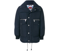 cargo padded coat