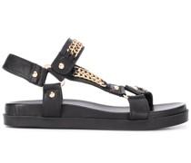 'Costello' Sandalen mit Zierketten