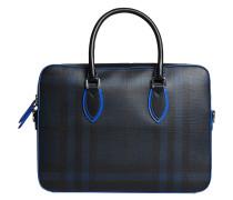 London check briefcase