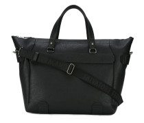 Reisetasche aus strukturiertem Leder
