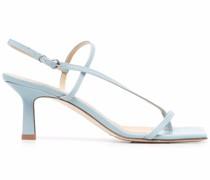 Elise slingback leather sandals