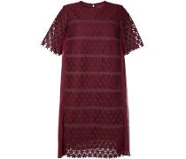 Besticktes Kleid mit Sternmotiven