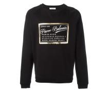 Sweatshirt mit Logo-Print - men - Baumwolle - 48