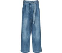 'Stella' Jeans mit weitem Bein