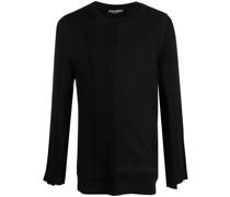 Pullover im Strickmix