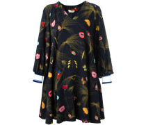 - Schulterfreies Kleid - women
