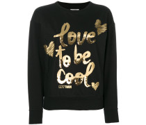 'Love To Be Cool' Pullover