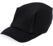 Plissierte Kappe