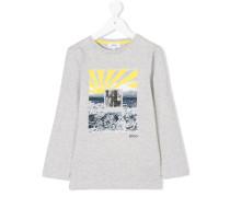 Langarmshirt mit Polaroid-Print