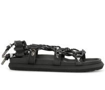 Sandalen mit Kordelriemen