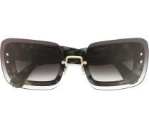 - Sonnenbrille mit quadratischem Gestell - women