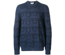 Gancio crewneck sweater