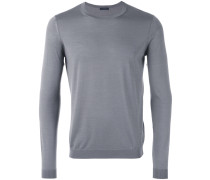 - Pullover mit rundem Ausschnitt - men