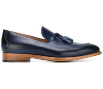 'Haring' Leder-Loafer