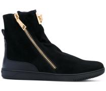 - Medusa plaque boots - men - Leder/rubber - 42