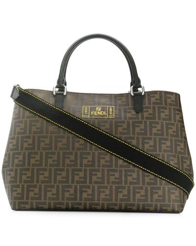 Shopper mit FF-Muster